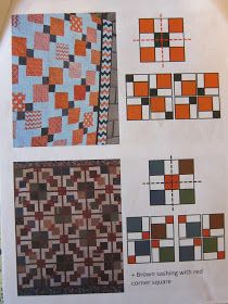 a maiden hair fern: wip -disappearing 9 patch Quilting Tutorials, Quilting Projects, Quilting Designs, Charm Square Quilt, Charm Quilt, Quilt Blocks Easy, Easy Quilts, Patchwork Quilt Patterns, Patchwork Ideas