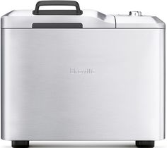 Shop Breville the Custom Loaf Bread Maker Stainless Steel at Best Buy. Find low everyday prices and buy online for delivery or in-store pick-up. Best Bread Machine, Bread Maker Machine, Bread Machine Recipes, Bread Machines, Convection Cooking, Pan Bread, Fresh Bread, How To Make Bread, Cool Things To Buy