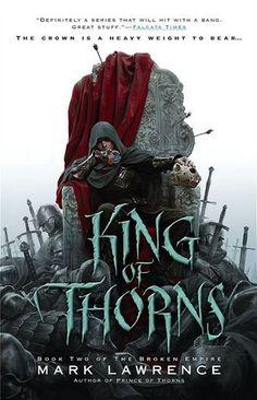King of Thorns capa
