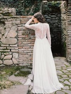 separates lace up corset wedding dress - Google Search