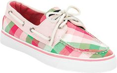SPERRY BAHAMA PINK/GREEN PLAID WOMENS BOAT SHOES Size 6.5M Sperry Top-Sider,http://www.amazon.com/dp/B00BWTL85Y/ref=cm_sw_r_pi_dp_EeFRsb0FVWM458DX