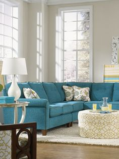 Blue Rooms - Decorating with Blue - Good Housekeeping