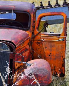 old truck by CSF2010, via Flickr