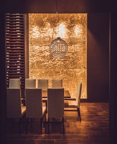 Another great shot of our Private Dining Room #pdr #carsorestaurant #privatediningroom #rehearsaldinner #rehearsal #dinner #hiltongranitepark #hiltondpgp #hotel #dallas #plano #texas #wedding