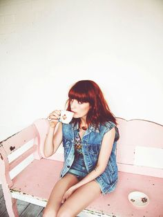Florence by Valerie Phillips in INDIE Magazine.