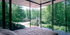 Mountain Tree House by Mack Scogin Merrill Elam Architects