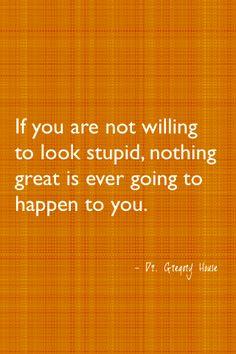 バカに見えないように気をつけてたら、素晴らしいことなんて起こらない。