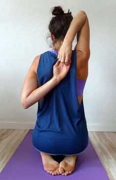 Yoga for cyclists, part 2: the shoulders