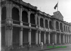 Santa Isabel.Gobierno civil.