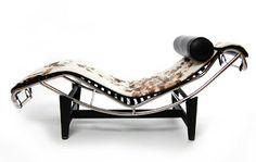 Chaise Lounge LC4 de Le Corbusier