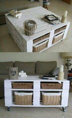 Recicla y decora con palets: 29 ideas imperdibles 2019 Mesa de palets- must do this with my left over pallets for the conservatory! The post Recicla y decora con palets: 29 ideas imperdibles 2019 appeared first on Pallet ideas. Pallet Crafts, Diy Pallet Projects, Home Projects, Pallet Ideas, Palette Deco, Diy Casa, Pallet Designs, Wooden Pallets, Pallet Wood