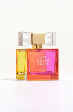 LOVED how this smelled in Allure Magazine... Now I need to get my hands on the real stuff! kate spade new york live colorfully eau de parfum | Nordstrom