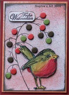 Sophie's Art: Kein Crazy Bird - No Cracy Bird