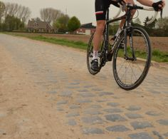 The Ridley Fenix was built to tame the cobbled roads of Flanders