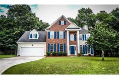 11100 Fox Cove Dr, Charlotte, NC 28273 Charlotte Nc, Fox, Cabin, Mansions, The Originals, House Styles, Home Decor, Decoration Home, Manor Houses