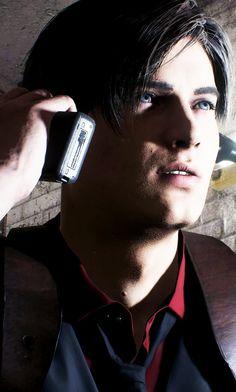 Steam Community :: Screenshot :: 💋ᴍʏ ʟᴏᴠᴇ, ʟᴇᴏɴ💋 Resident Evil Anime, Leon S Kennedy, Evil World, Amazing Spiderman, Just Run, Videogames, Gaming, Humor, Games