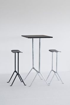 Officina collection: chair & stool  2015   Ronan & Erwan Bouroullec Design