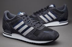 10108acb6 adidas Originals ZX 700 - Carbon   Solid Grey