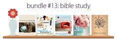BundleoftheWeek.com, 5 eBooks for $7.40 on Bible Study!