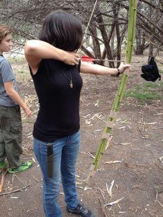 Archery for Kids. Bo