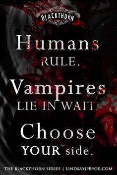 Blackthorn Series > Lindsay J. Pryor > DARK Paranormal Romance > Vampires > Brit PNR > Amazon Bestseller