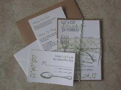 invitations. I like the wording