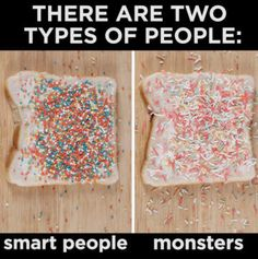 Fairy Bread it one of the most delicious and unique things out of all of our Aussie cuisine. Don't you dare make fun of OUR FAIRY BREAD! Australian Memes, Aussie Memes, Australian Food, Australian People, Australia Funny, Australia Day, Cairns, Fairy Bread, Aussie Food