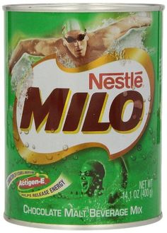 Nestle Milo Malt Beverage Mix, Chocolate, -Ounce -- You can find out more details at the link of the image. Coffee Type, Coffee Shop, Milo Drink, Gourmet Recipes, Snack Recipes, Australian Icons, Online Grocery Store, Chocolate Malt, Soy Lecithin