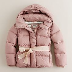 J.Crew girl's puffer. This is adorable but I could actually find it on the site :/