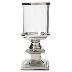 For a lantern with a twist. The Glass and Metal Mini Hurricane Tealight Holder from Laura Ashley is Laura Ashley Candles, Hurricane Lamps, Lace Curtains, Traditional Interior, Childrens Room Decor, Sweet Style, Tea Light Holder, Soft Furnishings, Contemporary Design
