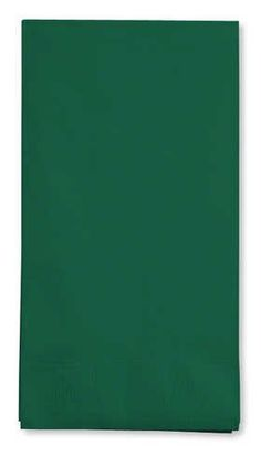 Creative Converting 953124 Hunter Green Guest Towel, 3 Ply, Solid (12pks Case) by Creative Converting. $18.62. Hunter Green Guest Towel, 3 Ply, Solid16pcs per package, 12pks per case, this price is for one caseNOTE: SHIPPING NOTE: We only ship to the 48 states in the continental US. APO/FPO or PO box delivery is not available.. Save 13%!