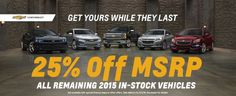 Red Lion Chevy (@chevy993)   25% OF TILL THE END OF APRIL.