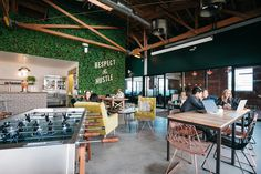 WeWork's Culver City Coworking Space