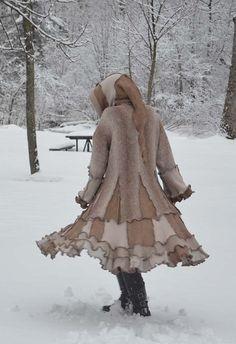Warm winter frankensweater by sluagh on Etsy