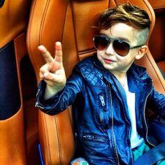 Alonso Mateo, el fashionista más chiquito del mundo •