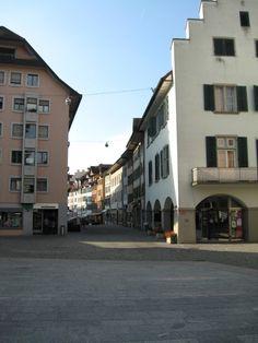 Bremgarten Eingang oben