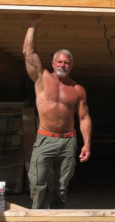 from Braiden older silver daddies gay man