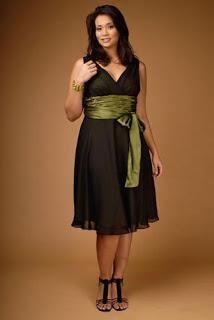 Destaca tu belleza: cómo elegir un vestido si eres una chica Plus Size