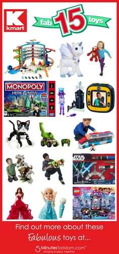 Top Toys for Kids - Christmas Gift Ideas for Kids #ad