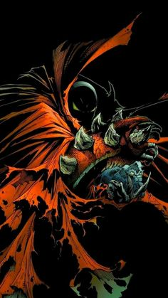 Comic Book Characters, Comic Books Art, Comic Art, Fictional Characters, Marvel Venom, Marvel Art, Spawn Comics, Dc Comics, Heavy Metal Comic