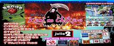 Kami no chikara 2016 - Santiago de Chile, 2 de Julio 2016 ~ Kagi Nippon He ~ Anime Nippon-Jin