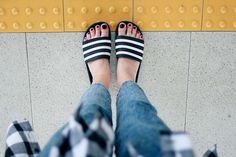 Suene Fernandes: Moda: COMO USAR: CHINELO SLIDE