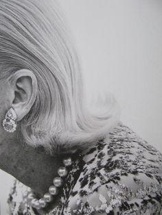"Diana Ross 10"" X 8"" Black /& White Photograph Pre print Superb Autographed"