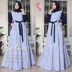 Hijab Skirt, Hijab Abaya, Abaya Fashion, Fashion Dresses, Velvet Dress Designs, Hijab Wedding, Cute Muslim Couples, Hijab Collection, Anarkali Gown