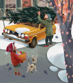 <h1>Christmas Tree</h1><p></p><div>Customer: Misha Magazine (Moscow, 2013)</div>