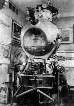 Orbiter.ch Space News: The Soviet N1-L3 Lunar Mission, LK in depth (Project aborted)