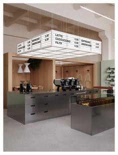 Bar Interior Design, Cafe Design, Store Design, Commercial Design, Commercial Interiors, Cafe Restaurant, Restaurant Design, Café Bistro, Cafe Concept