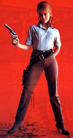 Jane Fonda; publicity still for Cat Ballou (1965)
