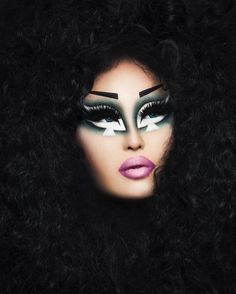 Kim Chi, Drag Queen / Photo by @adamouahmane  Hair by @wigsbyrozay  Make up by @sugarpill