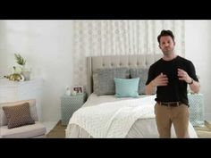▶ Video: Nate Berkus shows you how to create a relaxing bedroom retreat by adding just 5 new things.